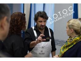 Мастер-класс «Франс-Деко'Р»  по презентации новинок и  техник нанесения декоративных материалов Valpaint